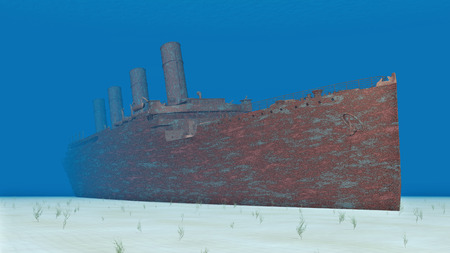 titanic: Wreck of the Titanic