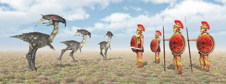 antiquity: The Argonauts at the Harpies