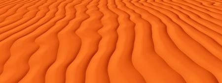 Desert sand Banco de Imagens