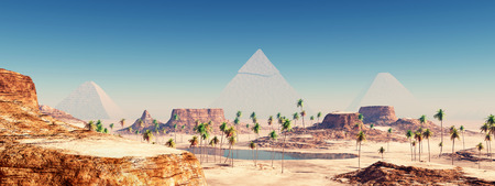 giza: Pyramids of Giza