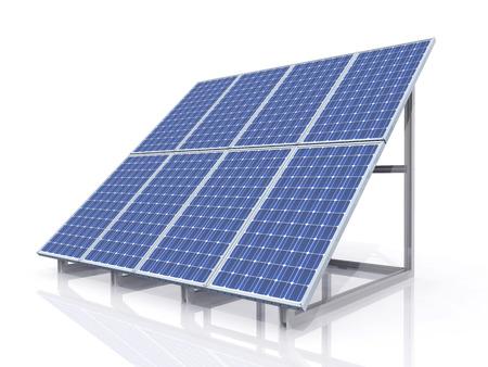 electricity prices: Solar panel