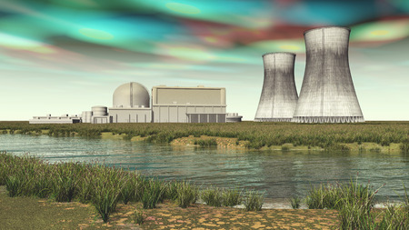 reactor: Nuclear power plant