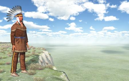 plains: Plains Indian