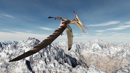 pterosaur: Pterosaur Pteranodon