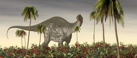 brontosaurus: Dinosaur Brontosaurus