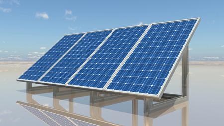 photovoltaic panel: Solar panel