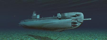 British submarine of World War II
