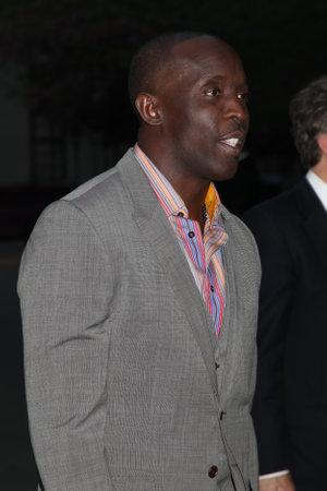 ニューヨーク - 4 月 17 日: Michael K ・ ウィリアムズ、バニティ フェア党ニューヨークのトライベッカ映画祭 2012 年 4 月 17 日間に出席します。 報道画像