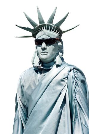 Statue Liberty photo