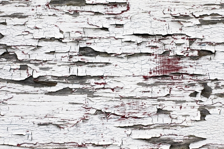 pealing: Pealing white paint textured background