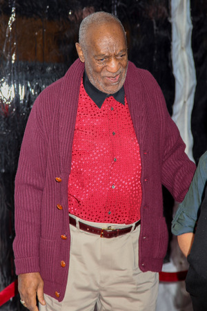 NEW YORK, NY - NOVEMBER 06: Bill Cosby  attends the 7th annual Stand Up For Heroes event at Madison Square Garden on November 6, 2013 in New York City.