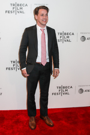 NEW YORK, NY - APRIL 20: T.R. Knight attends the Genius Premiere during the 2017 Tribeca Film Festival at BMCC Tribeca PAC on April 20, 2017 in New York City. Sajtókép