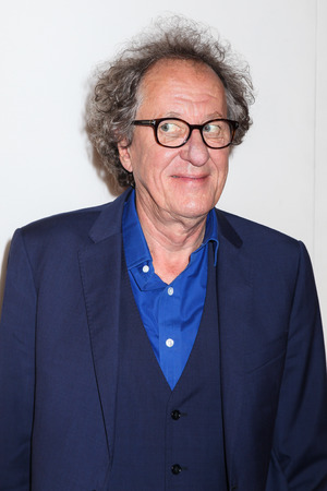 NEW VYORK, NT-APRIL 20: Actor Geoffrey Rush attends the Genius Premiere during the 2017 Tribeca Film Festival at BMCC Tribeca PAC on April 20, 2017 in New York City.