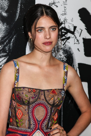 NEW YORK, NY - AUGUST 17: Actress Margaret Qualley attends the Death Note New York premiere at AMC Loews Lincoln Square 13 theater on August 17, 2017 in New York City.