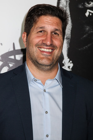 screenwriter: NEW YORK, NY - AUGUST 17: Screenwriter Charley Parlapanides attend the Death Note New York premiere at AMC Loews Lincoln Square 13 theater on August 17, 2017 in New York City. Editorial