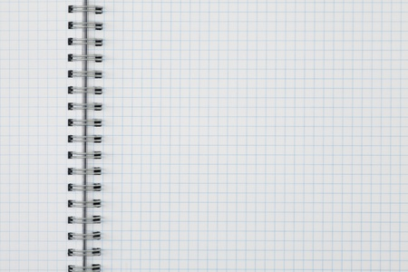 bloc: background from page of exercise book ideal for internet page Stock Photo