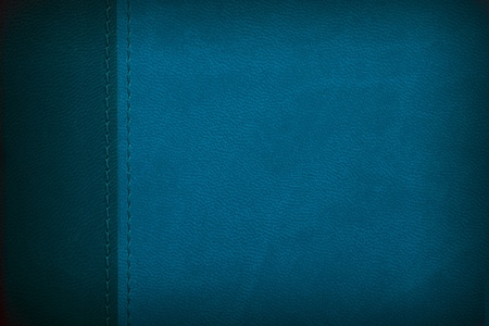 hued: two colors shade background with two seams