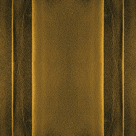 golden leather background, metallic luster texture photo