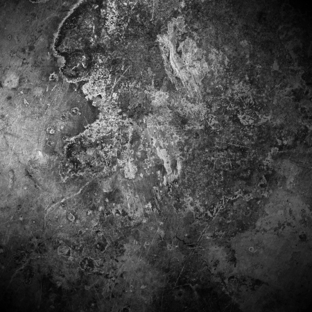 metal corrosion: brown old rust metal plate background or vintage abstract texture