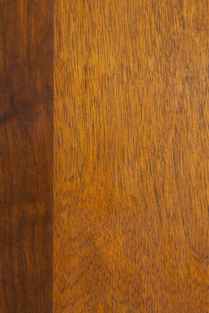 brown wooden background with dark margin on left side or wood grain texture photo