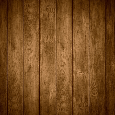 brown wooden background or color planks texture Banco de Imagens