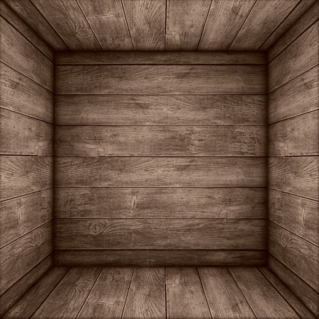 brown wooden background or sepia planks texture Banco de Imagens