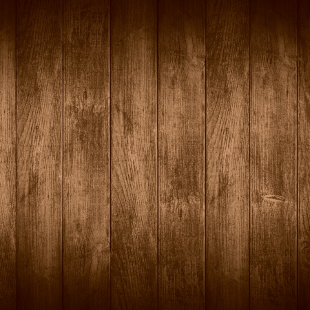 brown planks background or wooden boards sepia texture
