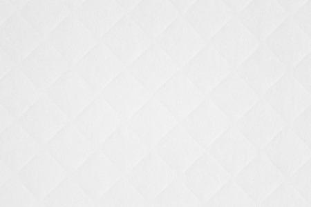 forniture: papel blanco de fondo o patr�n de diamante textura suave Foto de archivo