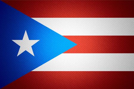 bandera de puerto rico: Bandera de Puerto Rico o banner en textura abstracta