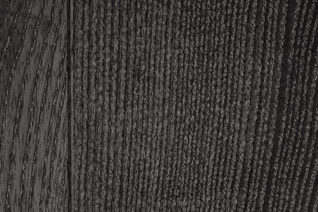 margin: textura de madera de grano o tabl�n de roble fondo negro con margen