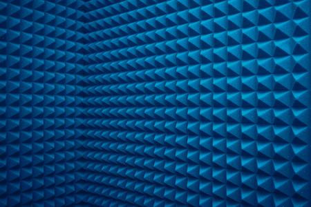 azul marino: fondo azul marino abstracta o la textura de la pared insonorizada