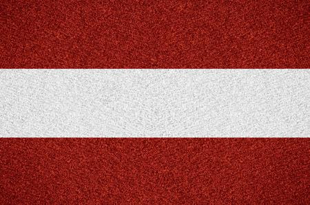 austrian: flag of Austria or Austrian symbol on abstract background