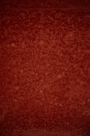rust red: