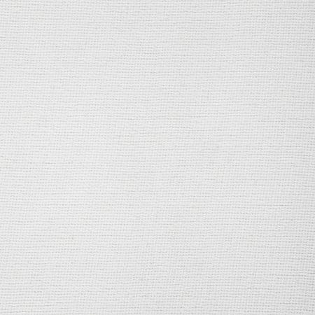 白いキャンバスのテクスチャまたはリネン グリッド パターン テクスチャ