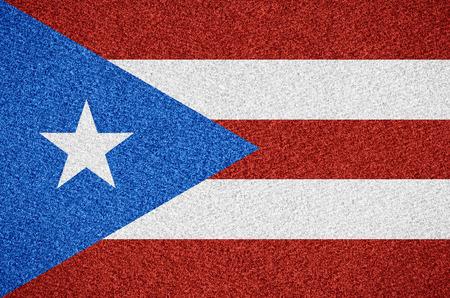 bandera de puerto rico: bandera de Puerto Rico o Puerto Rico s�mbolo sobre fondo abstracto