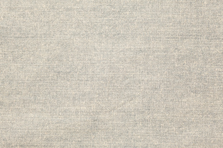 rustic cotton background or grid pattern linen texture Stock Photo