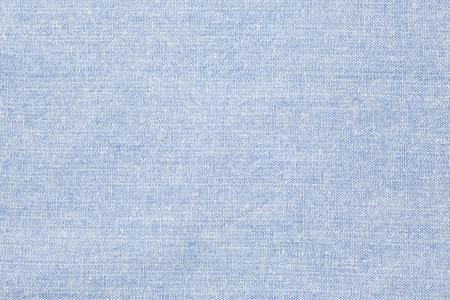 Blauwe linnen achtergrond of katoen rooster patroon textuur