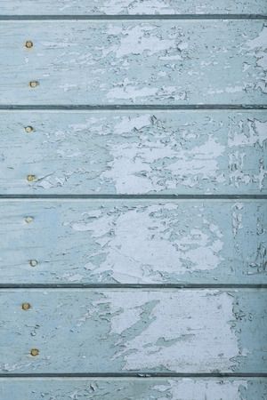 rustical: old turquoise wooden texture or painted planks background