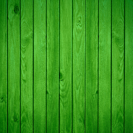 green wooden rustic background or wood grain texture