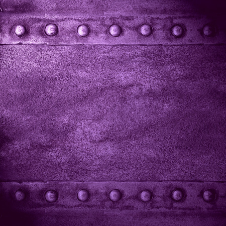 rusty metal: violet abstract background or rust steel texture