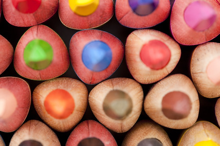 scribe: abstract colorful background or crayon scribe texture