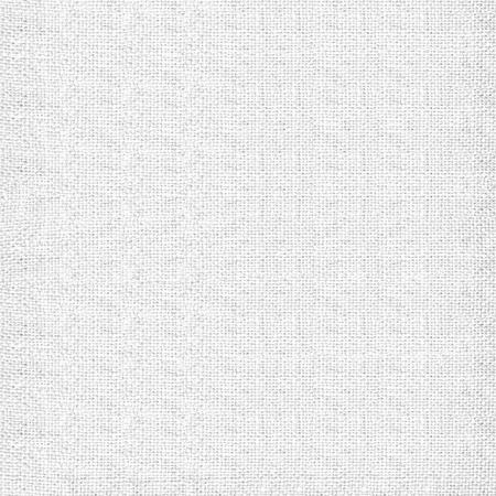 白いリネンのテクスチャまたは編まれたキャンバスの背景