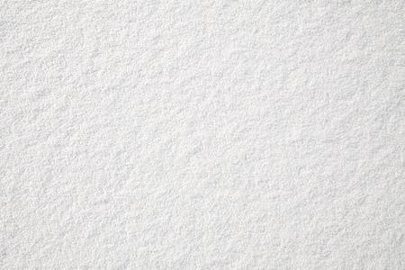 white winter: snow texture or white winter background Stock Photo