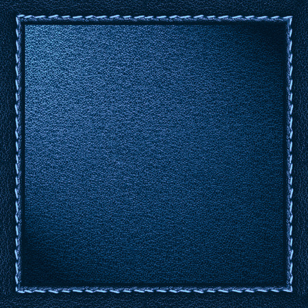 texture backgrounds: blue leather texture background in dark frame