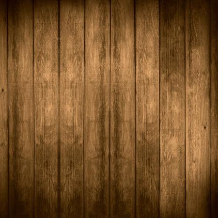 de fondo o la textura de grano de madera rústico de madera marrón Foto de archivo
