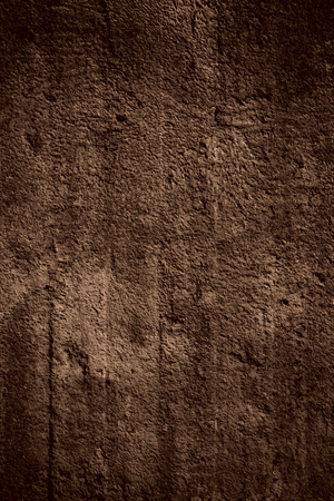 plaster board: brown abstract background or concrete wall rough texture