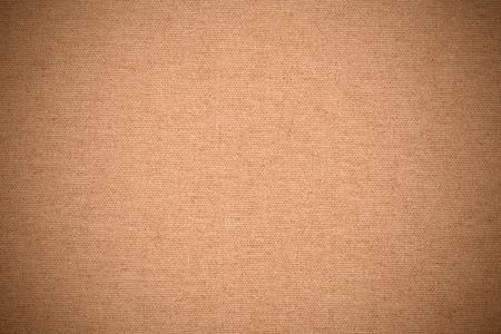 bruin canvas textuur of geweven linnen achtergrond