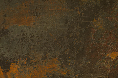 steel texture: old brown steel texture or rough pattern abstract background Stock Photo
