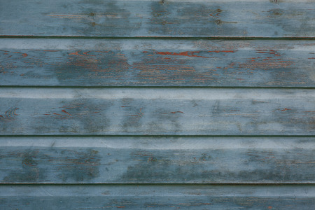 oryginal: old blue wooden background or wood board texture Stock Photo