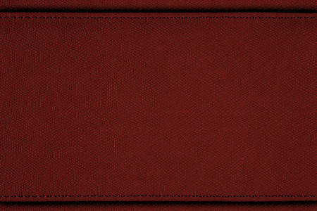 red leather texture or abstract pattern background Stock Photo